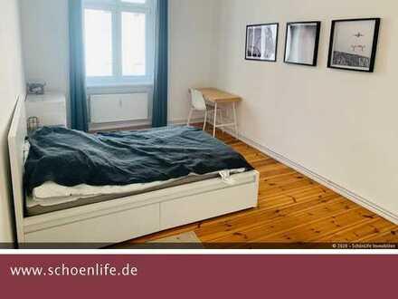 Schöner Stuck-Altbau in der Spreestadt! *EBK / Balkon / Selbstnutzung*