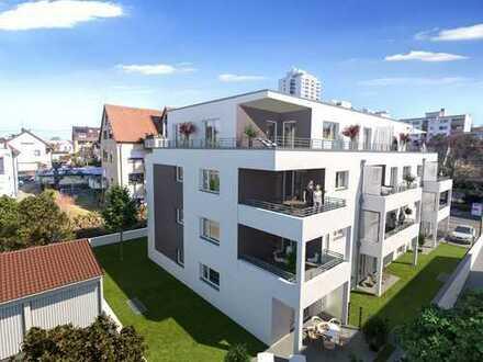 *NEUBAU - Stilvolle 5-Zimmer-Wohnung mit großem Balkon*