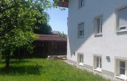 4-Zimmerwohnung in ruhiger Lage mit Südterrasse/Neubau