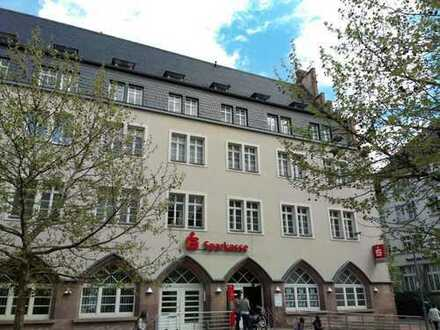 Crimmitschau - Stadtzentrum - Silberstraße