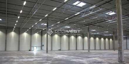 Neubau eines Logistikzentrums am Bremer Hafen und an der A281