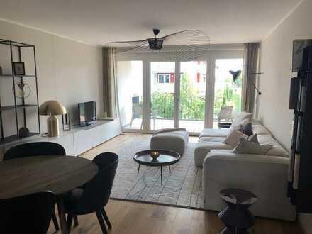 Neuwertige 3-Zimmer-Wohnung mit Balkon und EBK in Fürth