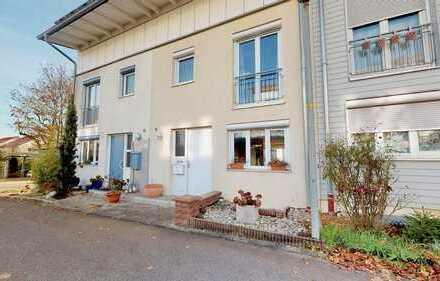 Gepflegtes und großzügiges Reihenhaus in ruhiger Lage von Zuffenhausen
