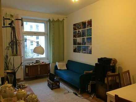 17qm-Zimmer im Nordend-Ost in 2erWG als Zwischenmiete