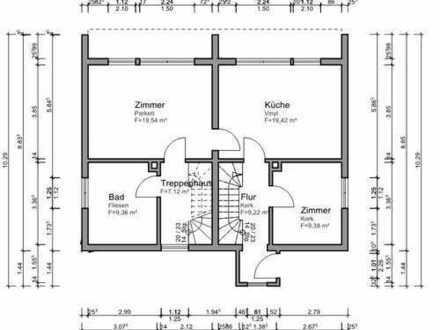 Schönes Haus in ruhiger Lage mit sechs Zimmern in Unterallgäu, Mindelheim