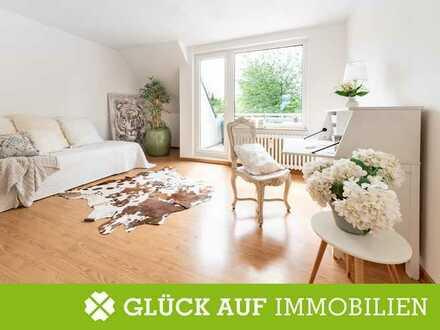 Eigentumswohnung mit Balkon in Essen-Burgaltendorf zur Eigennutzung oder Kapitalanlage