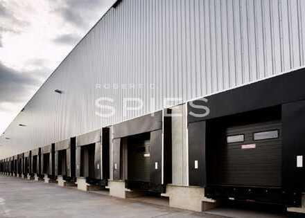 Neubau eines Logistikzentrums an der A2 in Hannover