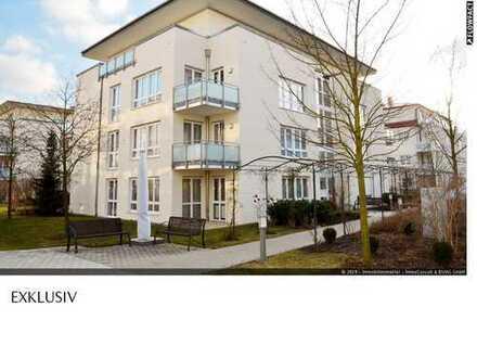 Sofort bezugsfähige 2-Zi.-Wohnung mit Balkon im Betreuten Wohnen im Elisa Wohnpark Esplanade