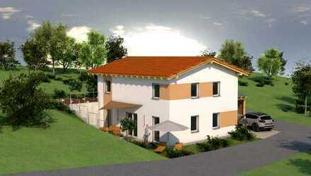 Neubau Einfamilienhaus KfW 55 Regen inkl. Baugrundstück, Grubhügel