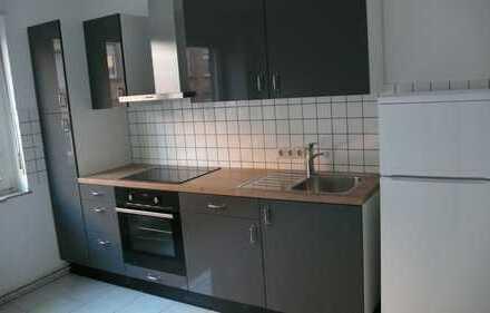 Lindenhof = gesuchte Wohngegend, ruhig u. verkehrsgünstig, Küchenzeile
