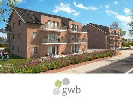 Ergeschosswohnung im Neubau mit eigenem Garten in Neukirchen-Vluyn