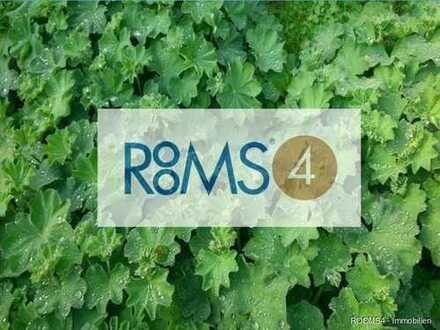 ROOMS4 - topmodernisierte 4,5 Zimmer-Wohnung mit Gartenanteil