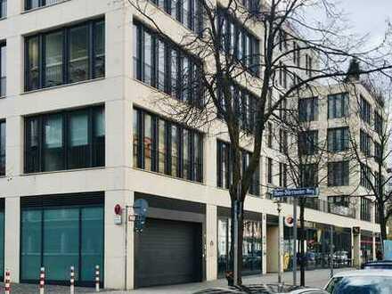 Zwischenmiete (April & Mai, vollausgestattet): Exklusive 2-Zimmer-Wohnung mit Balkon & TG