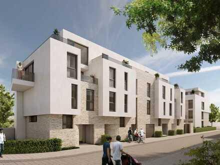 Helle 4-Zimmer-Wohnung im Townhouse-Style!