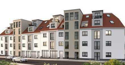 2-Zimmerwohnung mit 2 Balkonen
