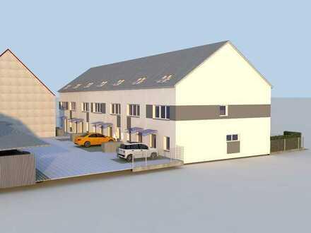 Gerolfing - neues Reihenhaus in mit Küche, 140m² ab 01.05.2021
