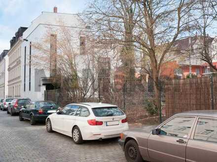 579 m² großes und attraktives Baugrundstück in Toplage von Gohlis-Süd