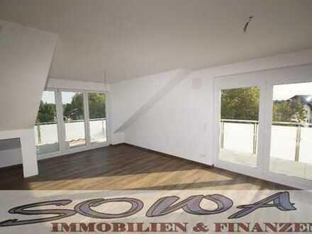 2 Zimmer DG Wohnung mit Balkon in Gerolfing von ihrem Immobilienprofi in der Region - SOWA Immobi...