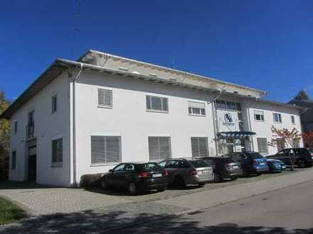 Schöne Büroflächen in ruhiger Lage an der Loisach; mit erweiterbarer Fläche