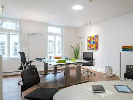 NUR NOCH 1 BÜRO mit 2-3 Arbeitsplätzen auf der Hauptstraße in Heidelberg