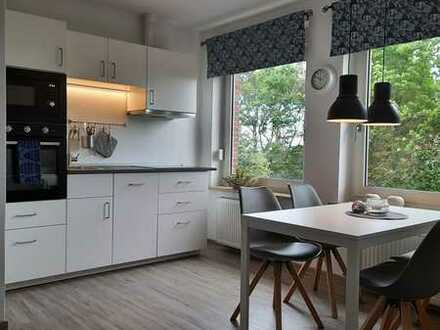 Erstbezug nach Sanierung | 3-Zimmer-DG-Wohnung in Ostermarsch