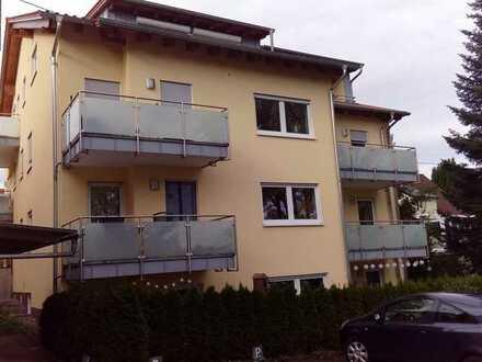 Repräsentative 2-Zimmer-Wohnung, neuwertig in idyllischer Wohnlage