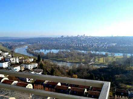 Exklusives Penthouse in bester Aussichtslage von Freiberg