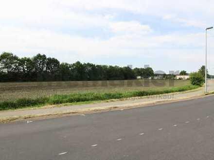 TOP Gewerbegrundstück, voll erschlossen, ca. 16.000 m², im Industriegebiet Edewecht, GRZ 0,6