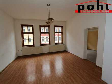 Geräumige 3-Zimmer Mietwohnung in zentraler Lage von Hildburghausen!