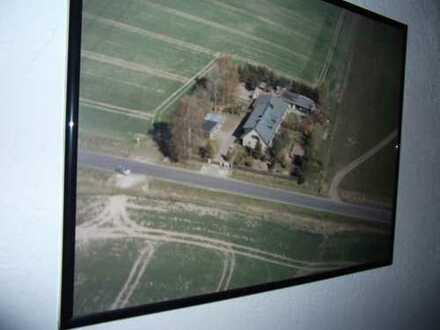 Haus mit großem Grundstück in Alleinlage am östl. Stadtrand v. HRO