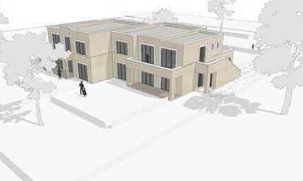 5-Zimmer-Erdgeschosswohnung mit eigenem Garten, zwei Terrassen, EBK