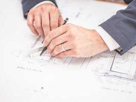 1364m² Baugrundstück mit Altbestand für Bauträger