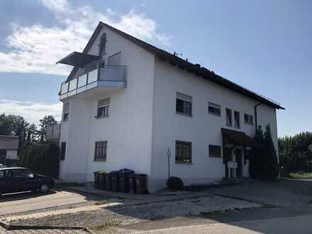 Herrliche 3-Zimmer-Erdgeschosswohnung mit Garten in Inchenhofen zu verkaufen!