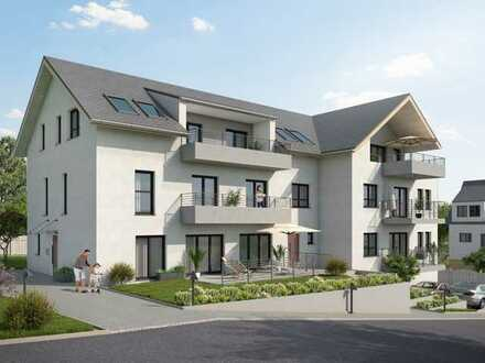Neubau Projekt, Hochwertige 4,5 Zimmer Wohnung im EG+1.OG in Sinsheim-Hoffenheim