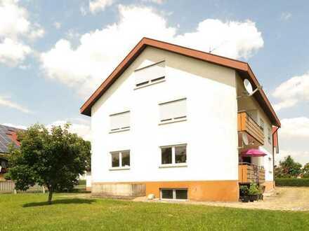 Ulm-Eggingen 3-Zi.-Etagenwohnung im DG mit Stellplatz (ohne Balkon)