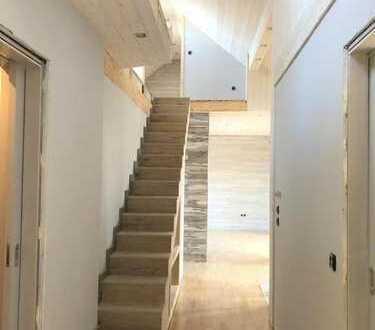 Maisonette-Wohnung mit Dachterasse, Fußbodenheizung und Kamin - Wohnen über den Dächern von Leipzig