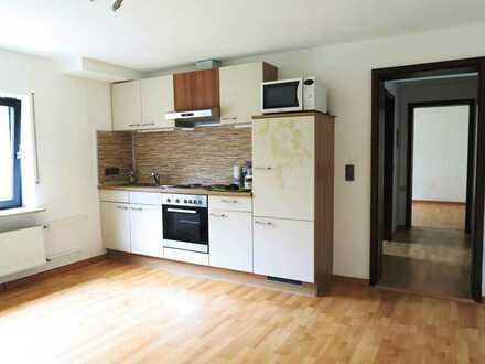 Gemütliche 1 Zi.-Wohnung mit gr. Wohnküche im Halb-UG