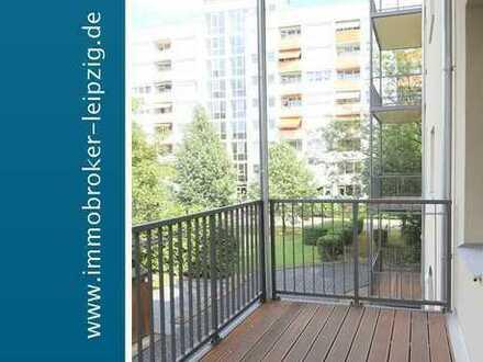 Zweitbezug * 4 - Zimmer Wohnung mit Balkon * ab 01/2020