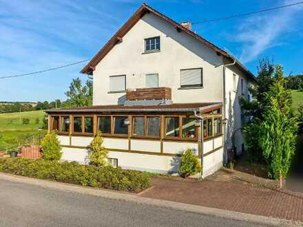 Zu vermieten! Gepflegte Haushälfte in Selchenbach