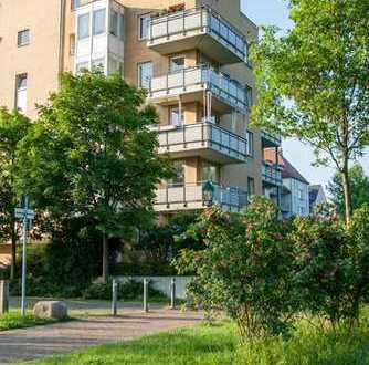 Helle Terrassenwohnung am Chemnitzfluss - barrierefrei
