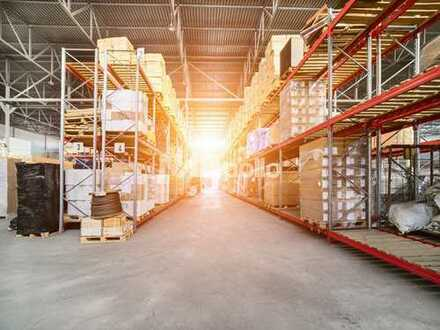 Ca. 34.000 m² Lagerfläche | direkt an der BAB | sofort verfügbar | Rampe + ebenerdig |