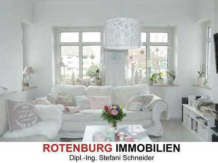 4,5-Zimmer-Wohnung in Stadtvilla mit Gartenmitbenutzung in Rotenburg an der Fulda