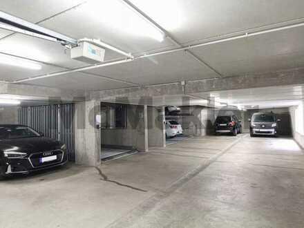 Bequem parken mitten in Dresden: Tiefgaragenstellplatz zur Eigennutzung oder als Kapitalanlage