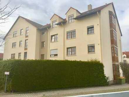 Gut geschnittene 4-Zimmer-Wohnung in ruhiger Lage von Königsbrunn