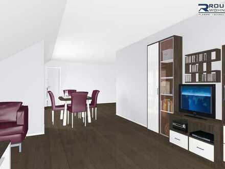 Neue Eigentumswohnung mit schöner Raumaufteilung - WNG Nr. 11 DG