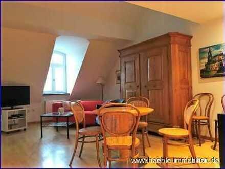 Schicke 2 Zimmer Maisonette im Barockviertel