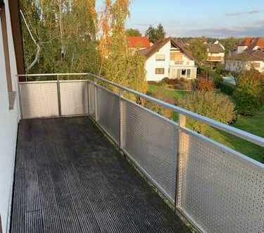 Schöne 3-Zimmer-Wohnung mit großem Balkon in Mühlheim-Lämmerspiel
