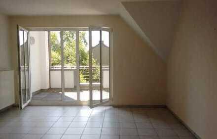 Gepflegte 3-ZKDB-Maisonette-Wohnung mit Balkon in Greven