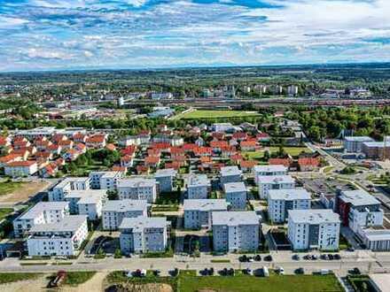 BA 10 - 96 m² große 3-Zi.-Whg. mit 12 m² Balkon, 2.OG, Bezug Herbst 2020