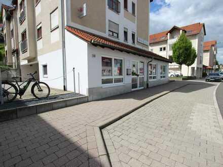 Zentral gelegene Gewerbeeinheit für Eigennutzer oder Kapitalanleger in Erbach